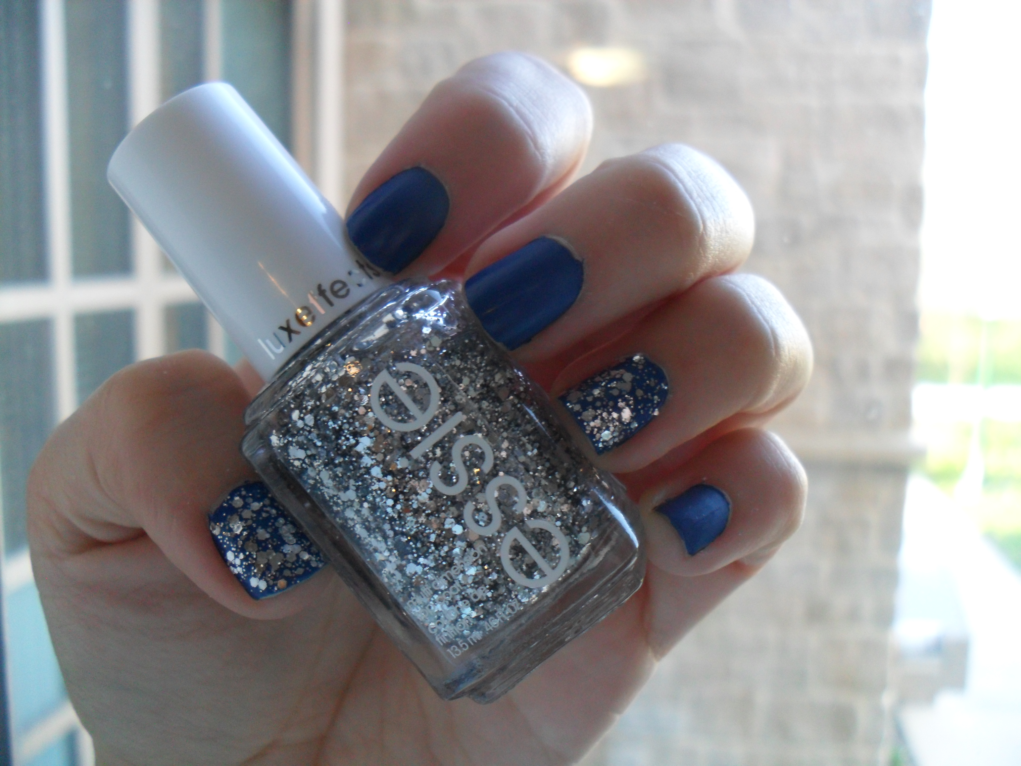 What\'s On My Nails Wednesday {4/24/13} |